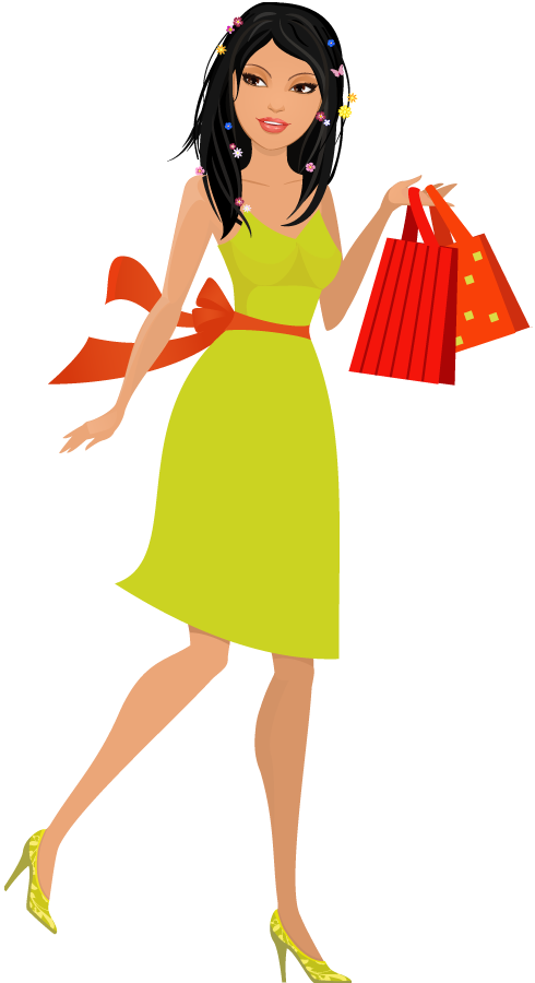 Shopping portfolio categories designshop. Young clipart beautiful family
