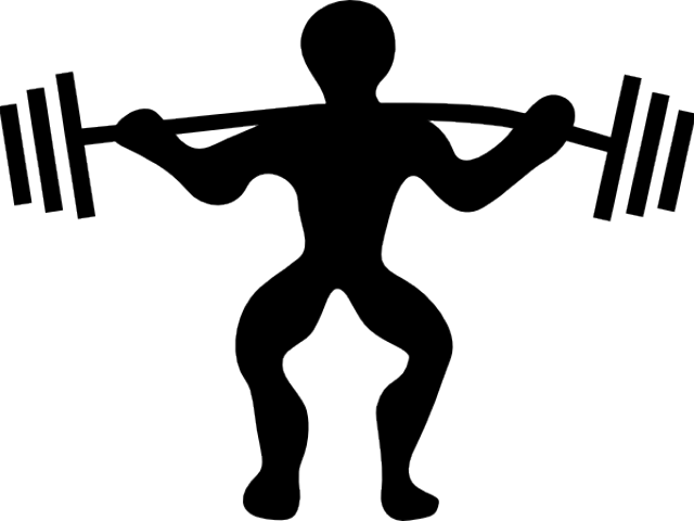 Lift weights cliparts free. Girls clipart weightlifting
