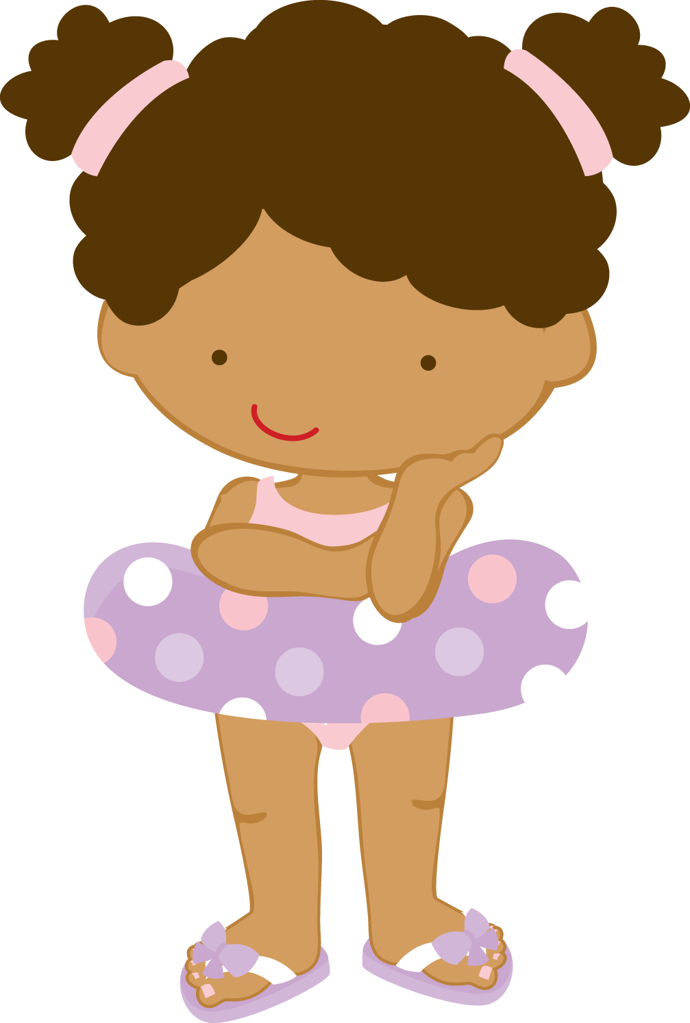 Zwd poolparty poolgirl png. Girly clipart beach