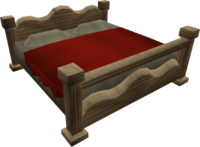 Girly clipart bed. Png woodhouse queen alt