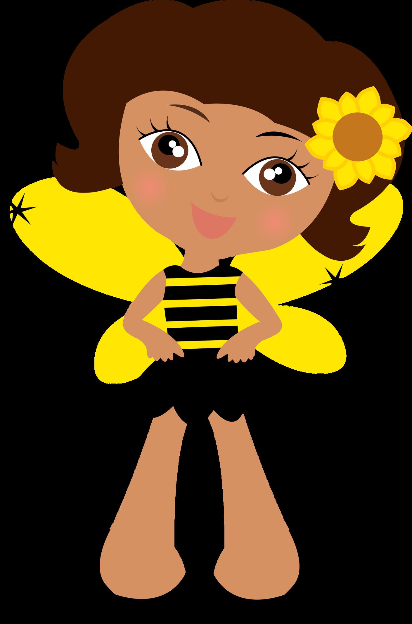 Girly clipart bee. Imagens da abelhinha bees