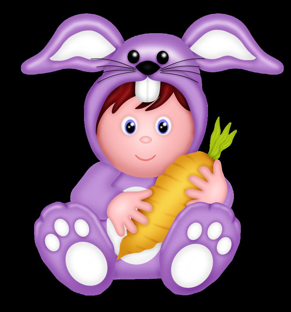 Girly clipart bunny. Tubes de p scoa