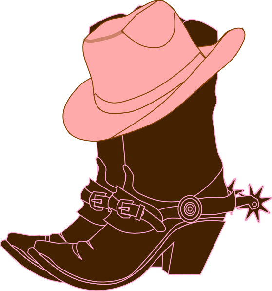 Cow girl drawing cowgirl. Girly clipart horse