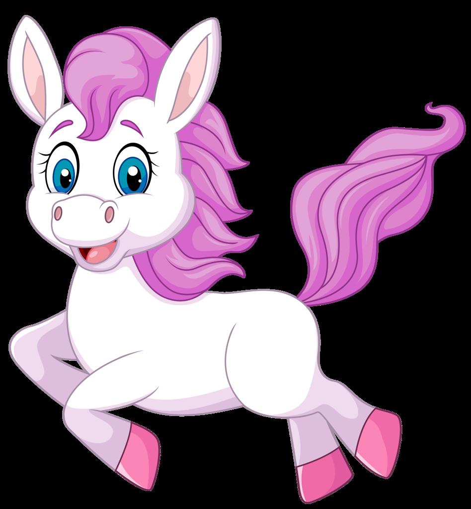 png unicorns album. Girly clipart horse