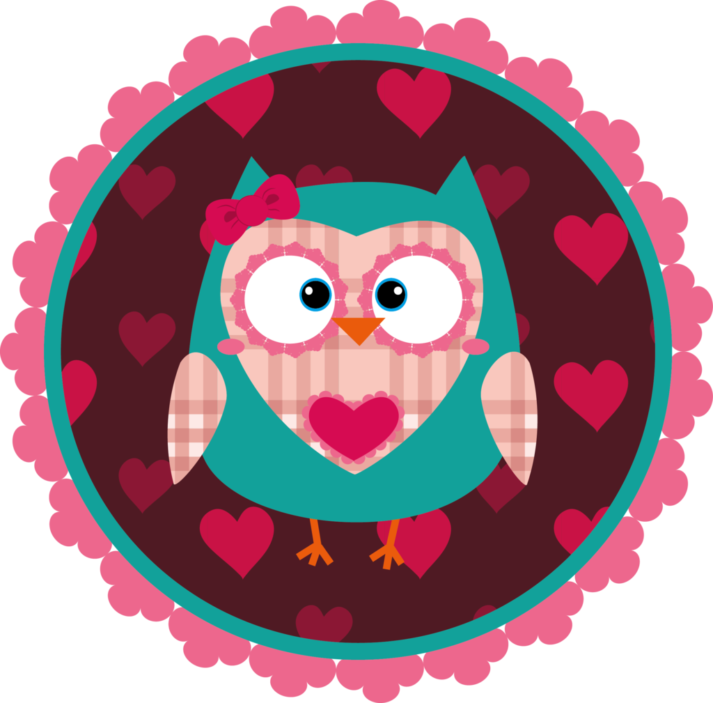 Owls clipart wallpaper. Cute wallpapers group gallery