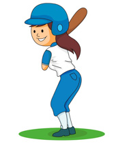 Softball clipart sport. Free family cliparts download