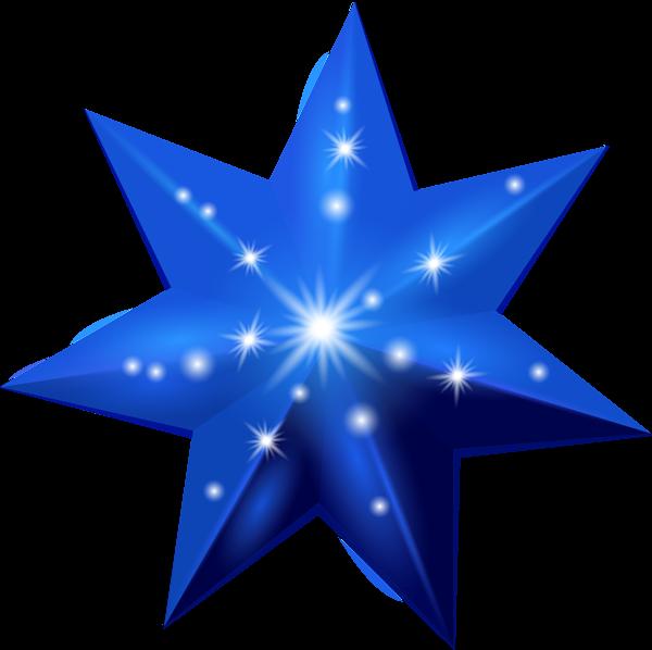 Shell clipart blue star. Deco transparent png clip