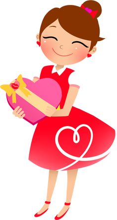 best clip art. Girly clipart valentine