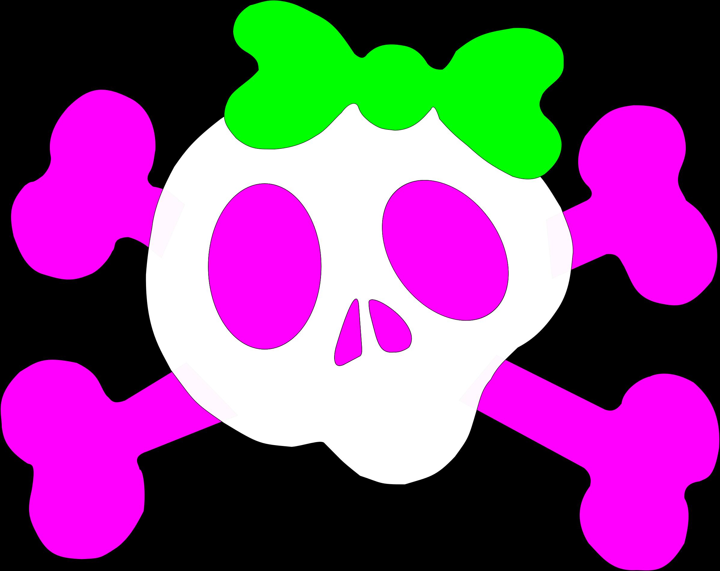 Girl skull icons png. Girly clipart zebra
