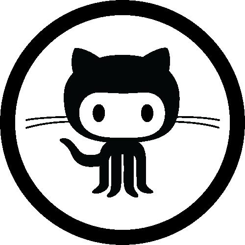 Github icon png. Circle mascot git free