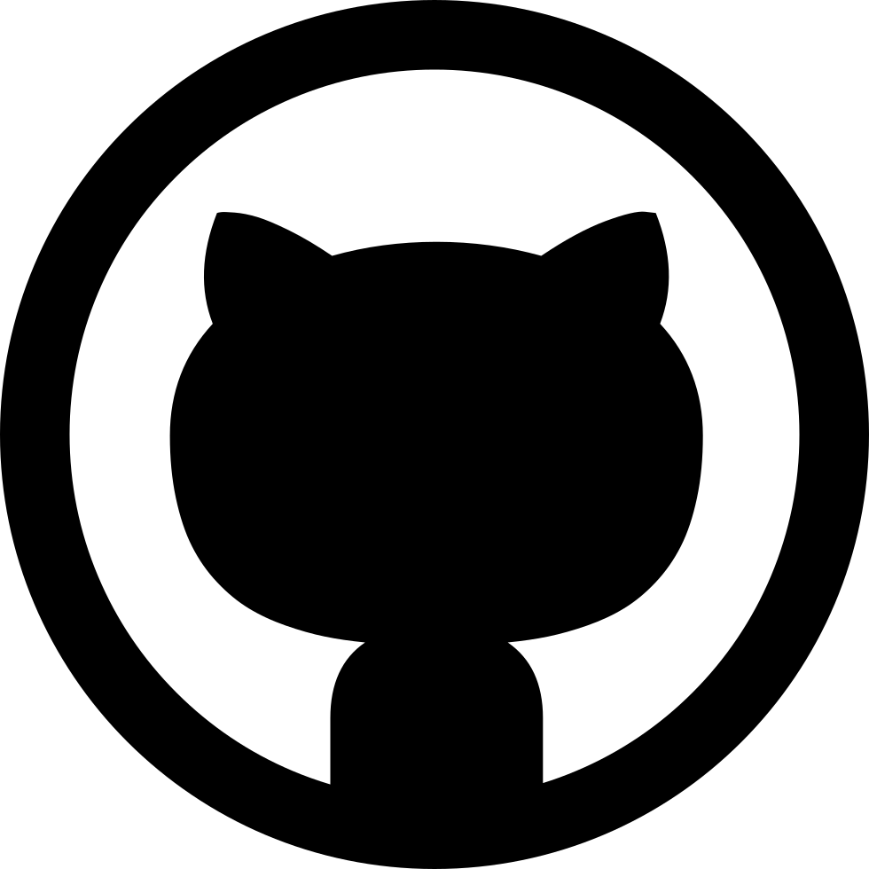 Computer icons design transprent. Github icon png