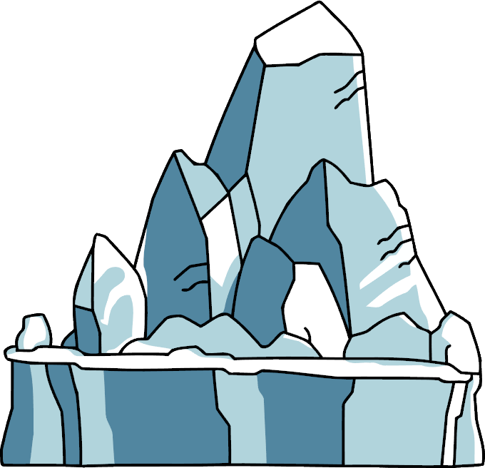 Cliparts free download best. Iceberg clipart glacier