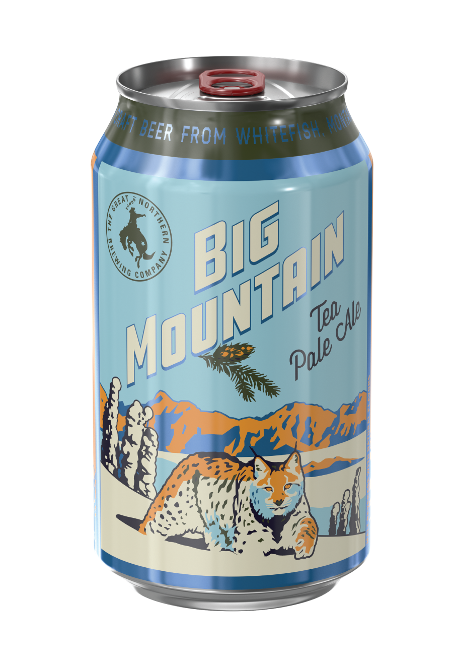 Glacier clipart big mountain. Flagships great northern brewing