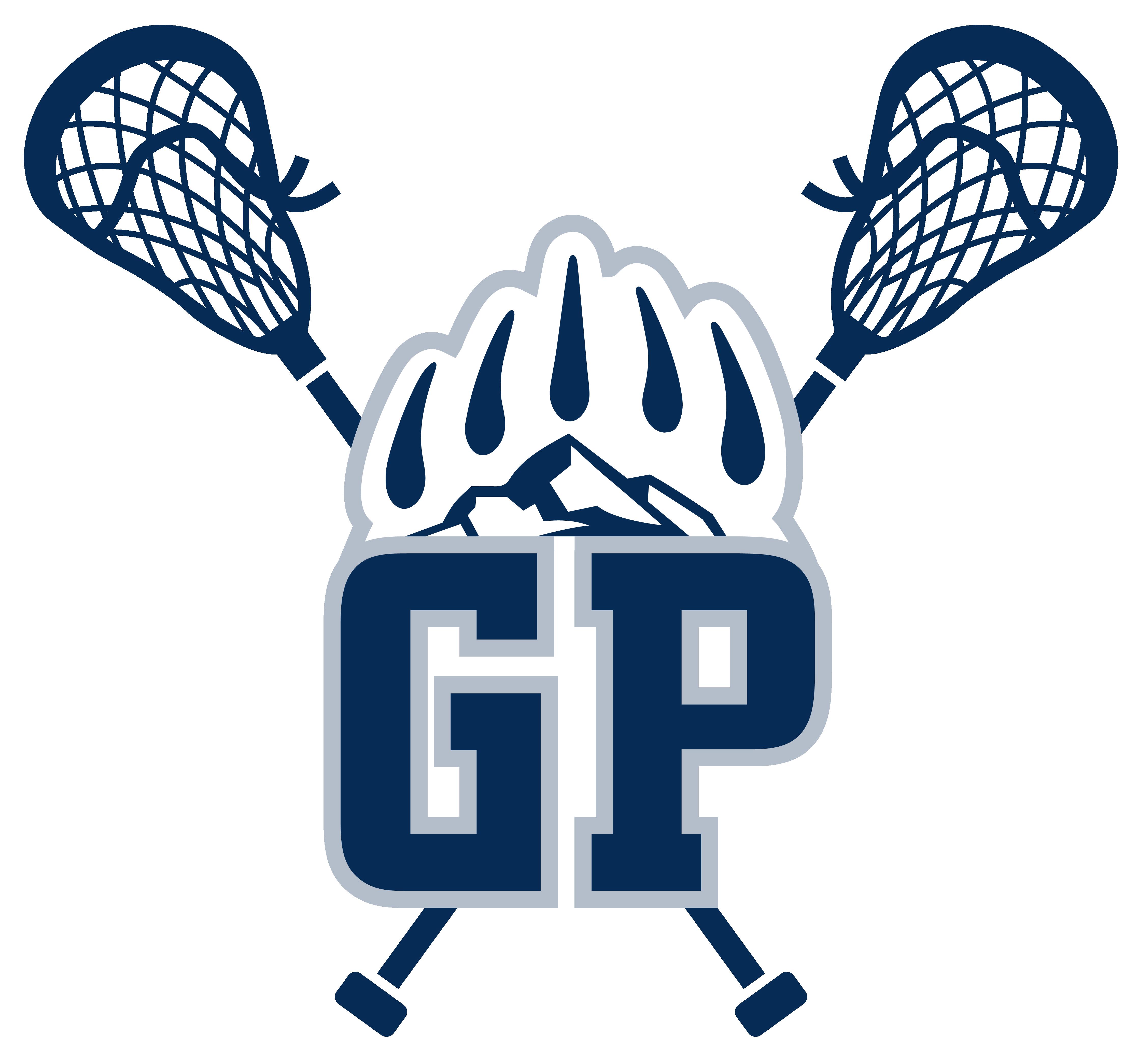 Partnership glacier peak lacrosse. Goal clipart lax