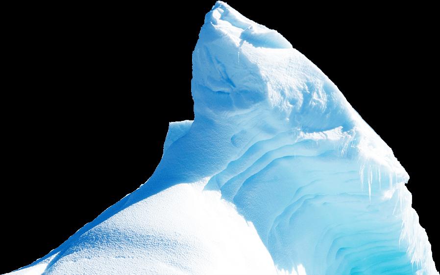 North pole iceberg png. Glacier clipart ice cap