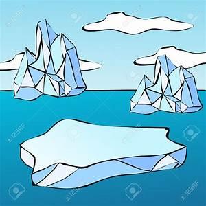 Free iceberg download clip. Glacier clipart iceburg