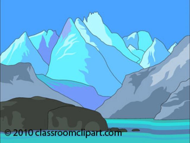 Glacier clipart landscape arctic. Free download clip art