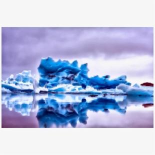 Region creative arts free. Glacier clipart landscape arctic