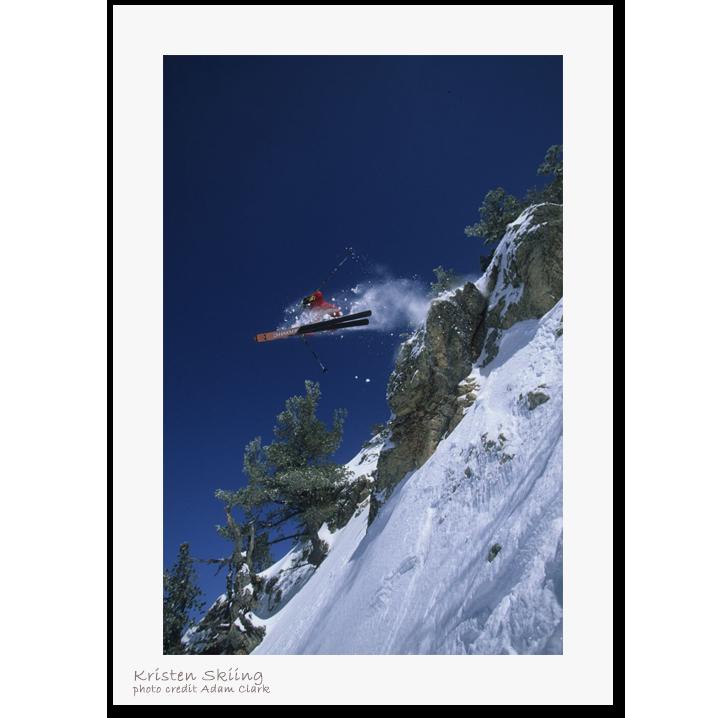 Glacier clipart mountain skiing. About kristen ulmer