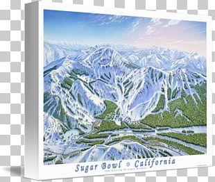 Glacier clipart mountain skiing. Sugar bowl ski resort