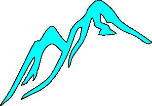 Glacier clipart mountain top. Clip art panda free