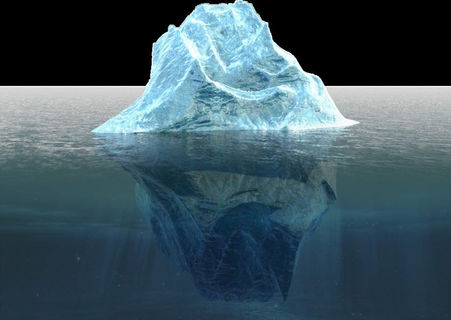 Glacier clipart sea ice. Iceberg sticker by mm