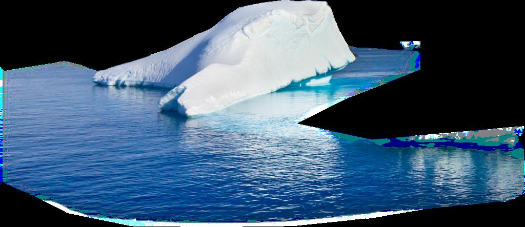 glacier clipart sea ice