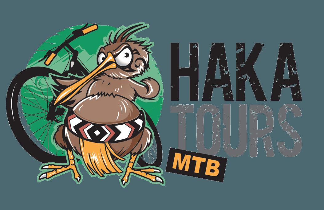 Glacier clipart single mountain. Haka bike tours auckland