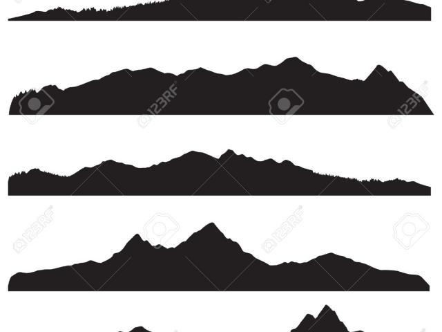 Free download clip art. Glacier clipart single mountain