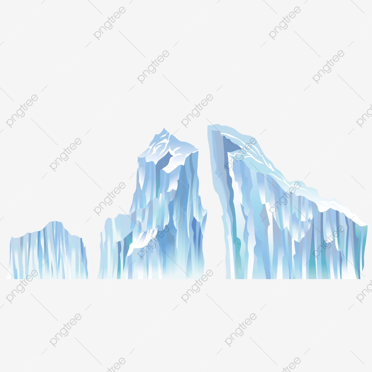 Download for free png. Glacier clipart tall mountain