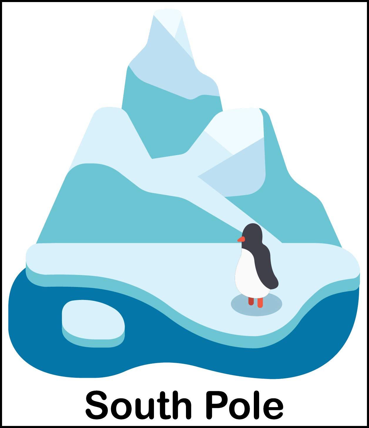 Amazon com simple south. Glacier clipart tall mountain
