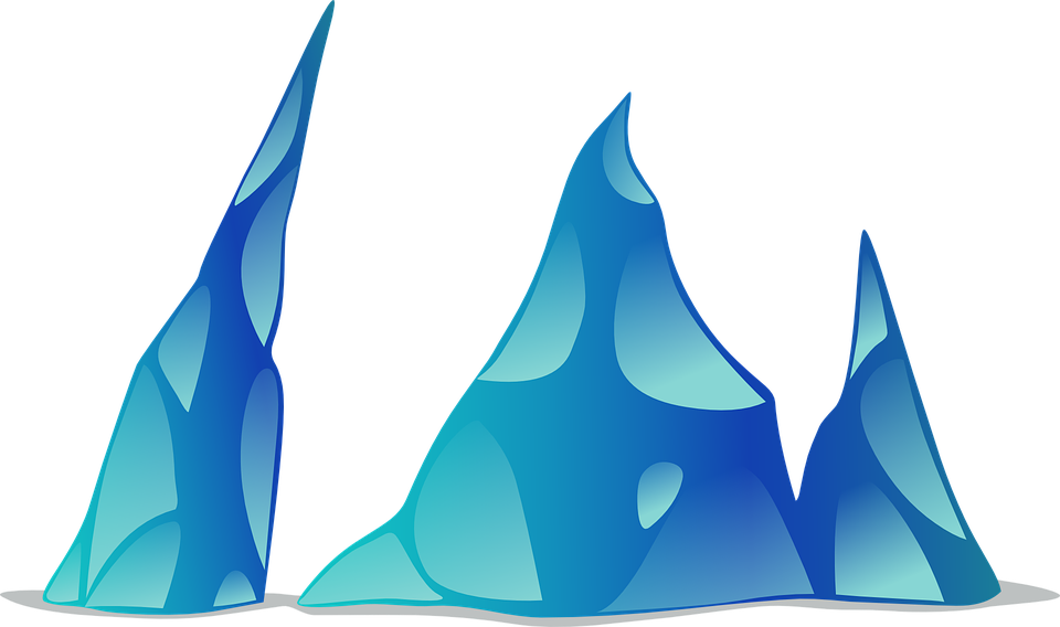 Waves clipart animated.  collection of iceberg