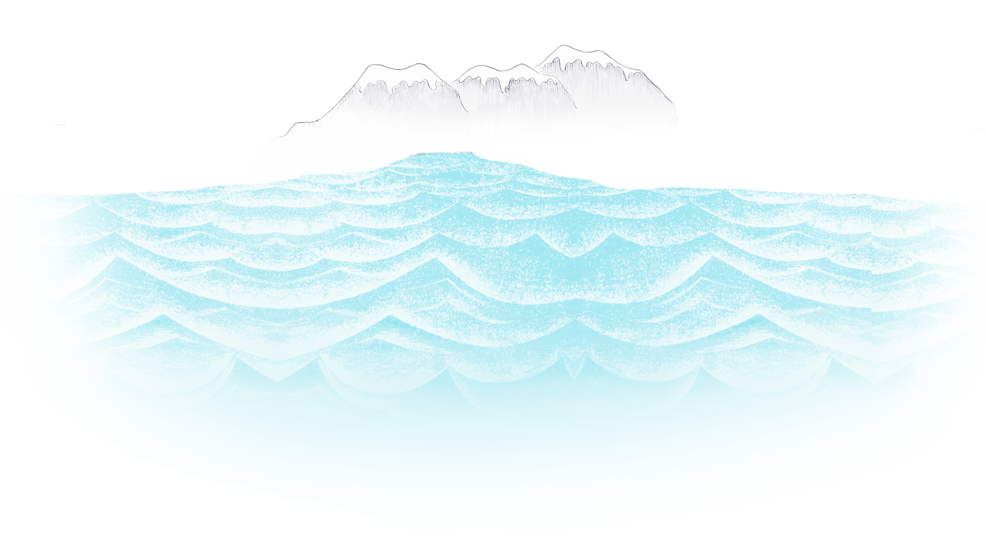 Glacier clipart tip iceberg. Finding neverbland a journey