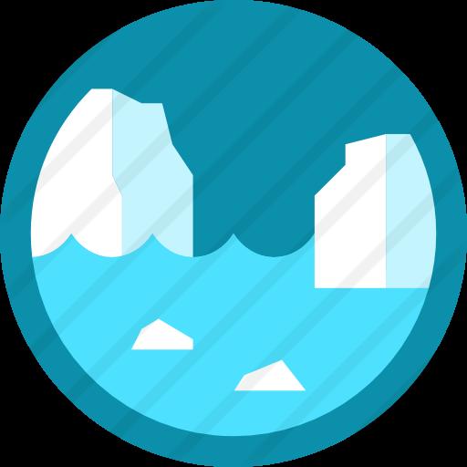 Glacier clipart transparent. Green circle clip art
