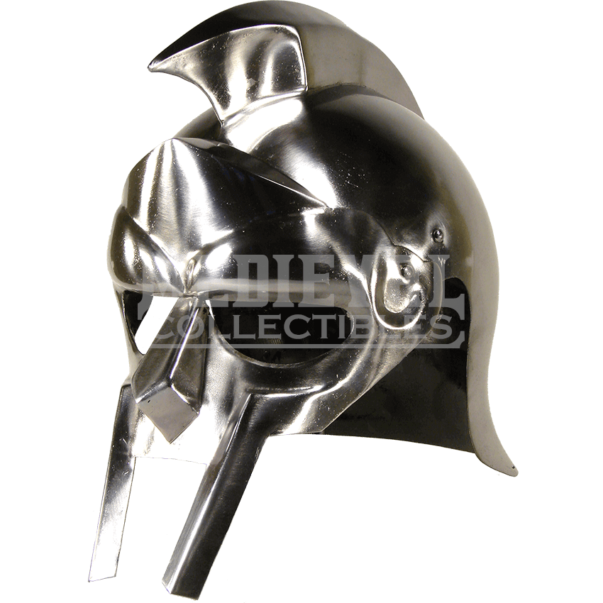 Gladiator helmet png. Mci from medieval armour