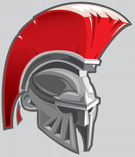Servers providing the ultimate. Gladiator helmet png