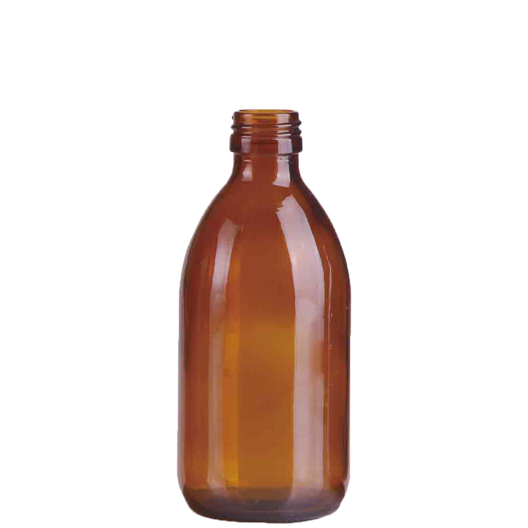 Glass bottle png. Kbtrade amber syrup ml