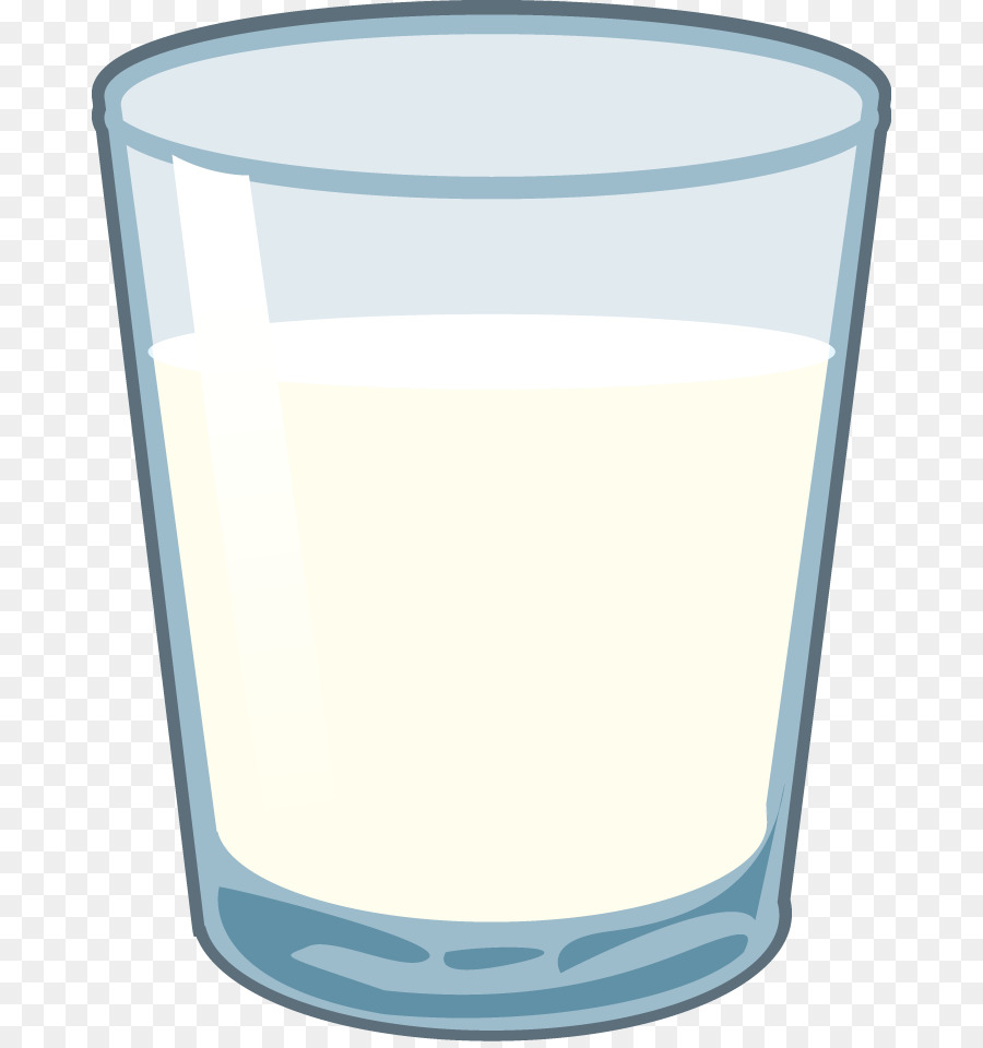 Table milk cup clip. Glass clipart