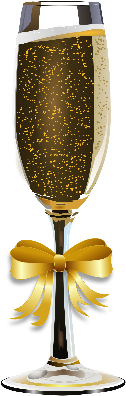 Glass clipart brown. Public domain clip art