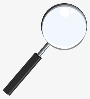 Glass clipart clear glass. Magnifying no background png