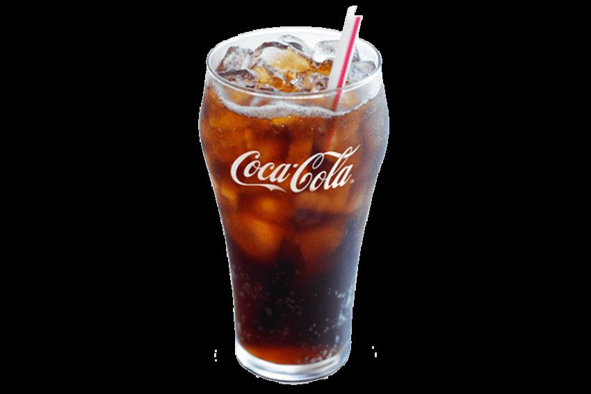 Coca cola png free. Glass clipart coke