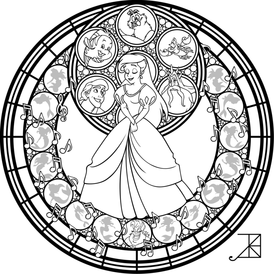 luxury coloring books. Nativity clipart stained glass