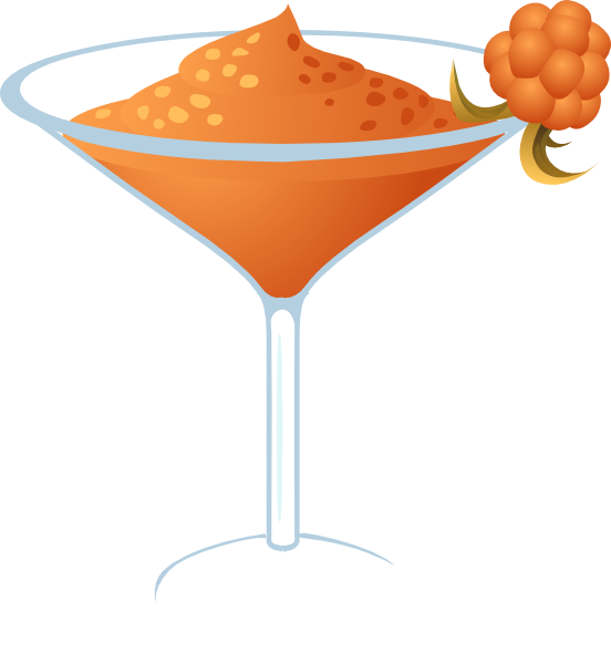 Glass daiquiri
