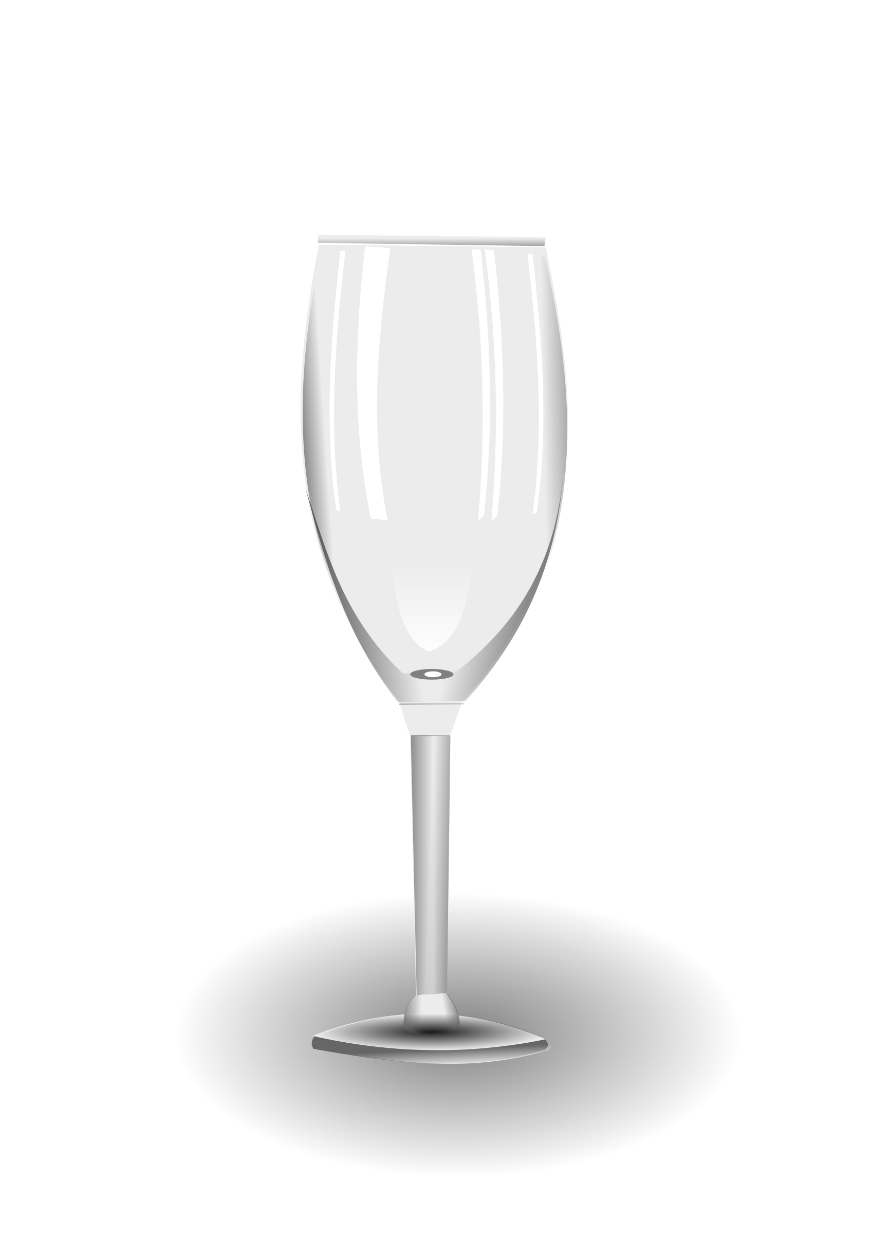 Wine big image png. Glass clipart empty glass