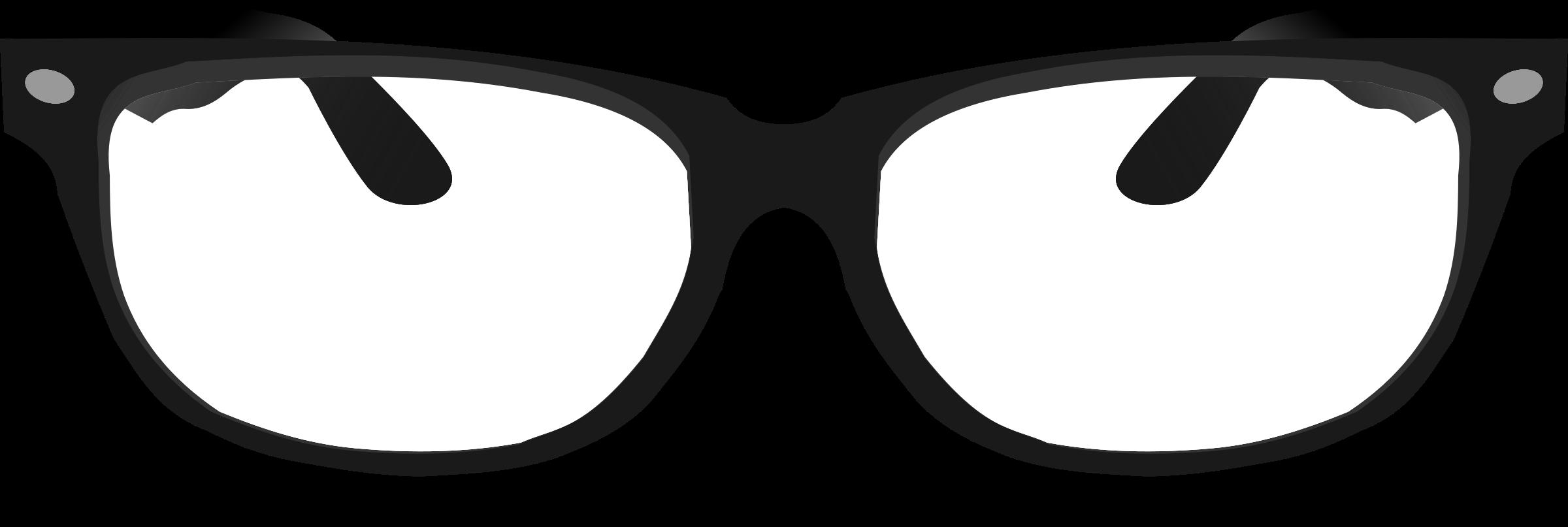 Glasses. Glass clipart eye