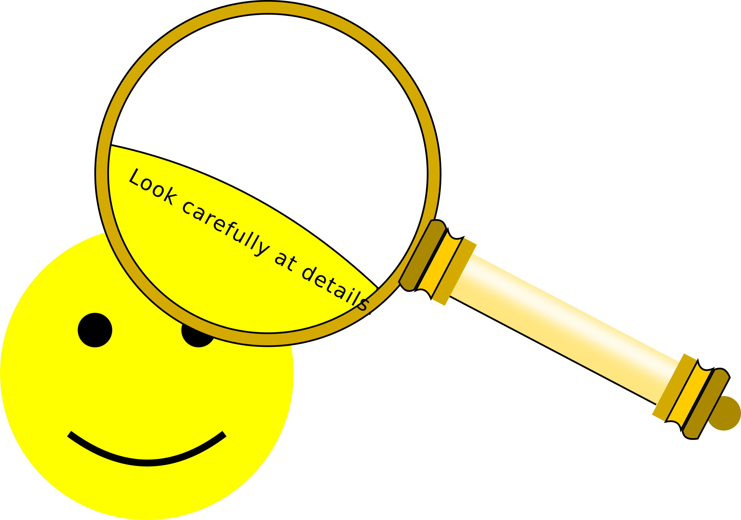 Magnifying big image png. Glass clipart face