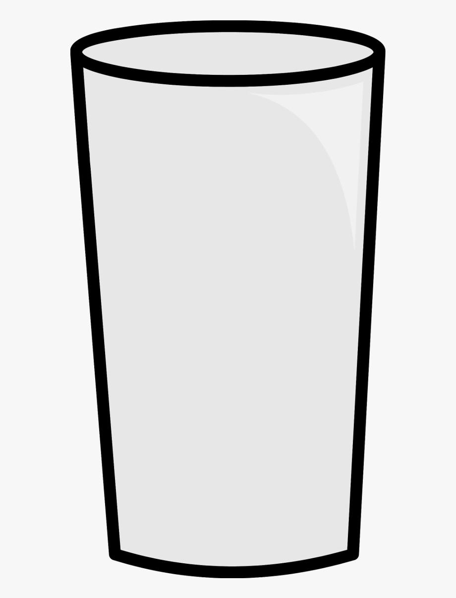 Glasses . Milk clipart empty glass