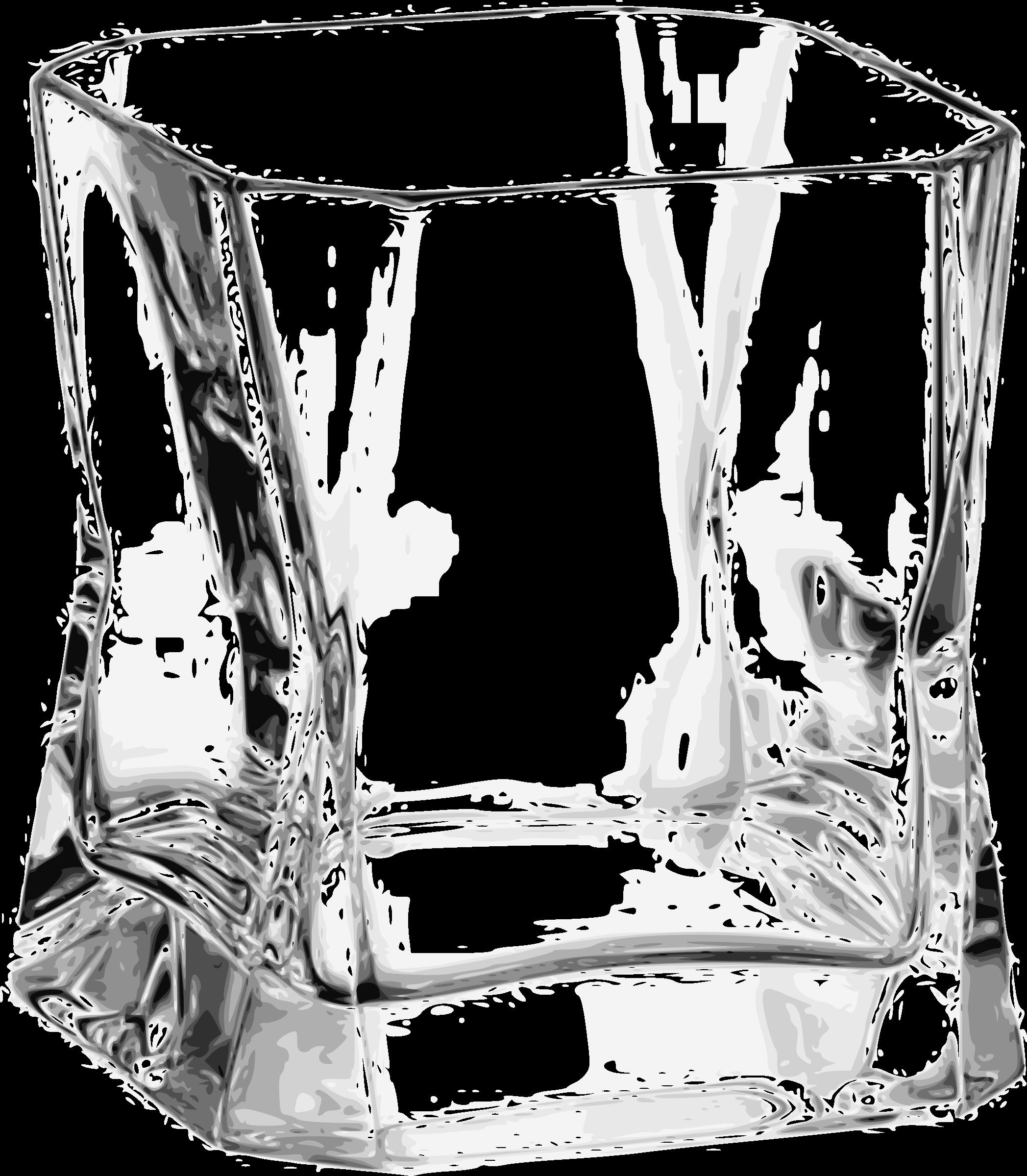 Glass clipart glass tumbler.
