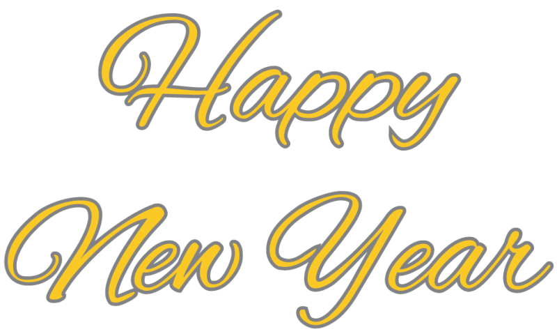 collection of happy. Glass clipart new year