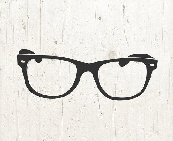 Glasses clipart file. Svg eyeglasses hipster commercial